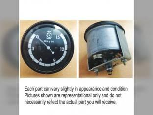 Used Tachometer Gauge John Deere 3300 4400 6600 6602 7700 AH75618