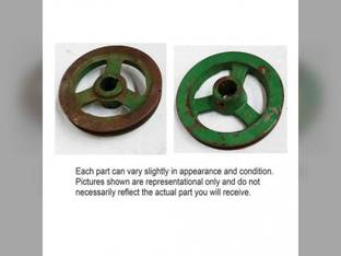 Used Rotary Screen Drive Shaft Pulley John Deere 6622 6620 3300 7700 6600 7720 6602 4400 H89218