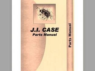 Parts Manual - 730 830CK Case 740 740 731 731 840 840 730 730 830 830 730CK 730CK