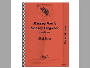 Parts Manual - MH-P-MF711 B Massey Harris/Ferguson Massey Ferguson 711 711 711
