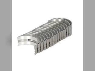"Main Bearings - .030"" Oversize - Set Massey Ferguson 1100 1105 44 80 1135 1130 736933M91 White 2-105 2-88 2-85 2-110 Oliver 1850 Perkins 6354.4 6354.4"