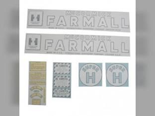 Vinyl Decal Set International Super H