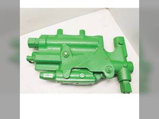 Used Selective Control Valve Manifold John Deere 9420T 9320 9230 9100 9520T 9400 9220 9430T 9320T 9520 9620T 9530T 9420 9200 9530 9620 9120 9330 9630T 9430 9300 9630 RE204971