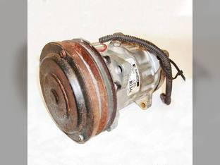 Used Air Conditioning Compressor Case IH 1644 2388 1666 2344 1660 7120 2366 2188 2144 1680 2166 1688 1640 Case McCormick Hesston Massey Ferguson Challenger / Caterpillar New Holland New Idea AGCO