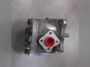 Used Hydraulic Pump White 31 Field Boss 33-0119539 Massey Ferguson 1240 1260 1125 1145 1140 1250 AGCO ST40 ST35 Challenger / Caterpillar MT265 3702109M91