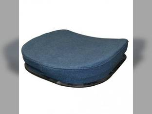 Seat Cushion Fabric Blue Ford 550 9200 9000 555 555A 555B 8600 9600 455 8000 8400 8200 C7NNA402B