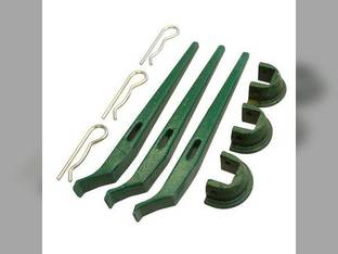 Concave Latch Kit for Combines John Deere 9760 9660 9860 9650 9750 AH210894