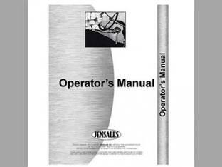 Operator's Manual - IH-O-686 & H86 Harvester International 686 Hydro 86