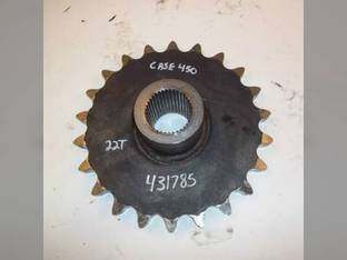 Used Axle Dive Sprocket