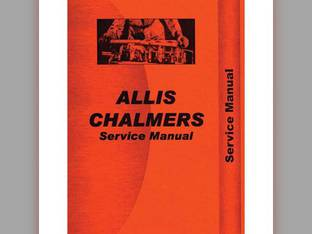 Service Manual - (Gas - Engine Only) Allis Chalmers 180 180