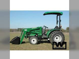 Front End Loader - 2WD and 4WD 17 to 35 HP Tractors with Mount and Joystick Westendorf TA-111A