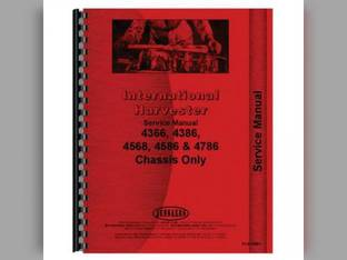 Service Manual - IH-S-4366+ Harvester International 4568 4586 4366 4786 4386