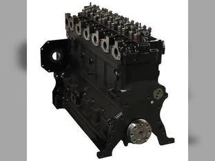 Remanufactured Engine Assembly Long Block 6.8L John Deere 6068H 6068H 6615 6615 6715 6715
