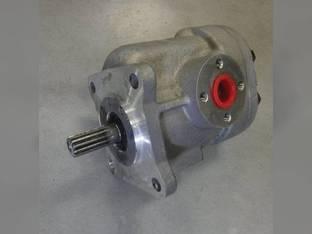 Used Hydraulic Gear Pump Massey Ferguson 1528 1440V 1533 1428V 1433V 1531 1440 1532 1540 1429 1529 Challenger / Caterpillar MT285 MT255B MT275 MT265B MT275B MT265 AGCO ST40 ST28A ST33A ST30X ST35