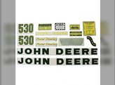 John Deere Decal Set