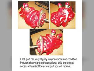 Used Reel Drive & Header Lift Hydraulic Pump CIH Case IH 1640 1644 1660 1666 1680 1688 1994653C2