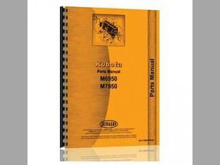 Parts Manual - KU-P-M69 M7950 Kubota M6950 M7950