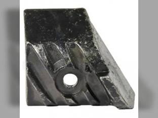 Cylinder Rasp Bar Kit - Hardened with Kickers Corn/Grain Case IH 1640 1644 1660 1666 1670 2144 2166 2344 2366 International 1440 1460 1470 1309336C2 1317690C1 B93452A
