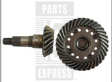 Axle, Front, Bevel Gear