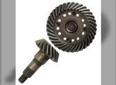 Axle, Front, Bevel Gear