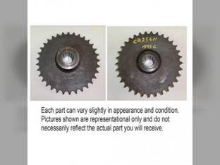 Used Sprocket - Drive Case 1845C 1845B 1845S 1845 D76464