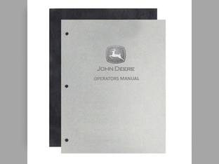 Operator's Manual - JD-O-OMR2004 John Deere A A AO AO