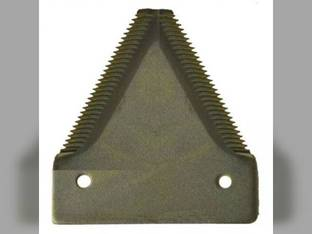 Sickle Section Shape 2 TS H Plated 10 pack Hesston 6610 1090 6450 6600 500 8200 1014 1010 8400 600 1070 620 520 8100 6400 6200 300 1091 New Holland 912 907 909 910 Case IH 8830 8820 8840 Versatile