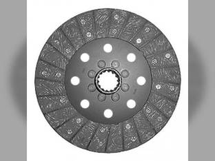 Remanufactured Clutch Disc FIAT Case IH Long Landini Ford 4330 4030 Massey Ferguson Allis Chalmers 5050 5045 5040 6070 6060 Oliver 1370 1365 1355 McCormick White 2-50 2-60 Hesston Minneapolis Moline