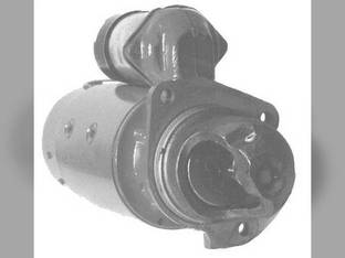 Remanufactured Starter - Delco Style (4500) Case 580 W5A 480CK 470 580B 580BCK A36582 Minneapolis Moline M670 Super M670