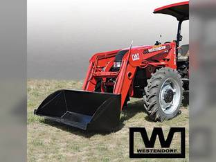 Front End Loader - 2WD 20 to 60 HP and 4WD 20 to 50 HP tractors with Mount and Joystick Westendorf TA-160