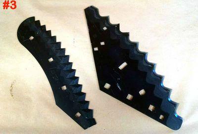 TMR Penta Mixer Knives