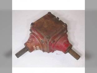 Used Gear Box Case IH 3450 3650 ZA103720