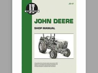 I&T Shop Manual - JD-47 John Deere 850 850 1050 1050 950 950