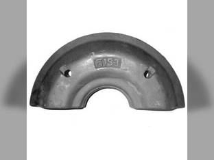 Wheel Weight Kubota Case IH MX150 8940 995 8950 MX120 MX110 MX170 8910 885 MX135 485 395 585 695 8930 595 MX100 8920 685 895 495 New Holland Massey Ferguson Challenger / Caterpillar John Deere AGCO