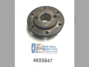 Hub-front Pulley