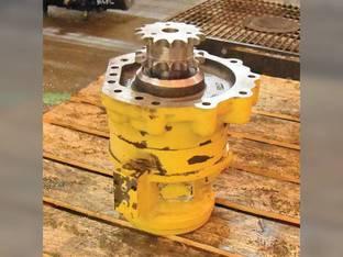 Used Hydraulic Drive Motor - LH John Deere 318E 320E 324E 320D 318D AT392365