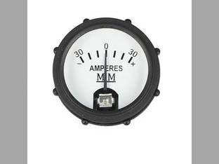 Amp Meter Gauge - Black Bezel Minneapolis Moline G708 U M604 500 400 Big Mo 335 R Z G M602 M670 Super G705 G707 M5 Jet Star G706 GVI 445 M670 10A8171