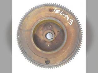 Used Flywheel with Ring Gear Wisconsin VH4D NI01A2