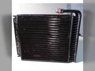 Used Hydraulic Oil Cooler Case 40XT 40XT 60XT 60XT 70XT 70XT 386925A1