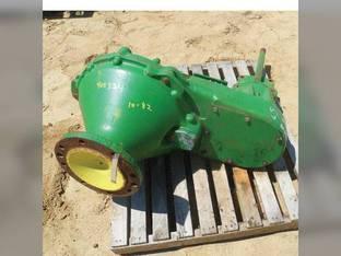 Used Sidehill Final Drive Assembly John Deere 6620 SH 6600 SH AH96242