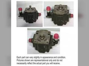 Used Power Steering Pump John Deere 4200 4200 4600 4600 4700 4700 4500 4500 4300 4300 4400 4400 LVA10330