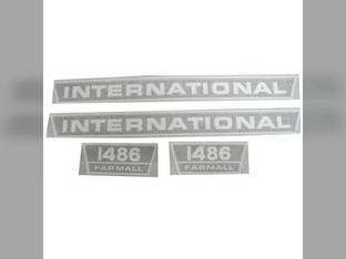 Decal Set International 1486