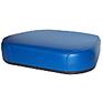 Seat Cushion - Blue Vinyl