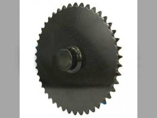 Sprocket - Driven Pickup Tine Bar New Holland BR740A BR7070 644 654 BR750 BR7060 2000 648 658 BR740 BR750A 853 86536133 Case IH RBX461 RB454 RBX462 RB464 RBX463 RBX452 RBX453 RBX451 86637251