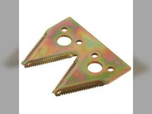 "Fine Tooth Knife Section - 4"" John Deere 600 635FD 640FD 645FD 925D 930D 640 635 630 625 936D H153329"