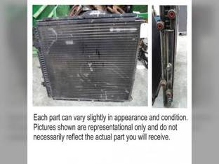 Used Hydraulic Oil Cooler John Deere 9620 9620 9620T 9620T 9520 9520 9520T 9520T 9420 9420 9420T 9420T 9320 9320 9320T 9320T RE172499