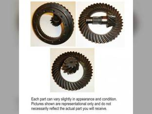 Used Ring Gear And Pinion Set John Deere 8300 8410 8420 8310 8320 8400 8100 8210 8220 8120 8110 8200