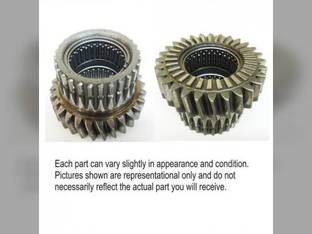 Used Transmission Main Shaft Gear Assy 521911M91 Massey Ferguson 1135 1130 1100 1105 1150 1155 521959M91