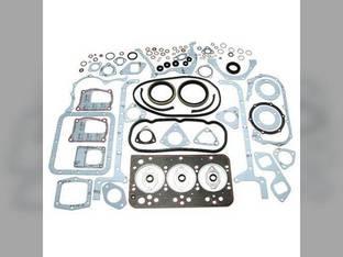 Full Gasket Set White 2-50 1940062 FIAT 480DT 450DT 480 500DT 500 450 540DT 540 8035.01 8035.02 Allis Chalmers 5050 5045 Oliver 1265 1270