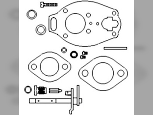 Carburetor, Kit, Basic
